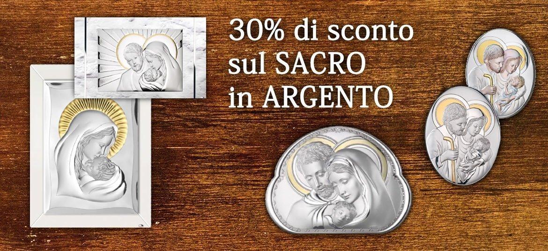 arte sacra argento